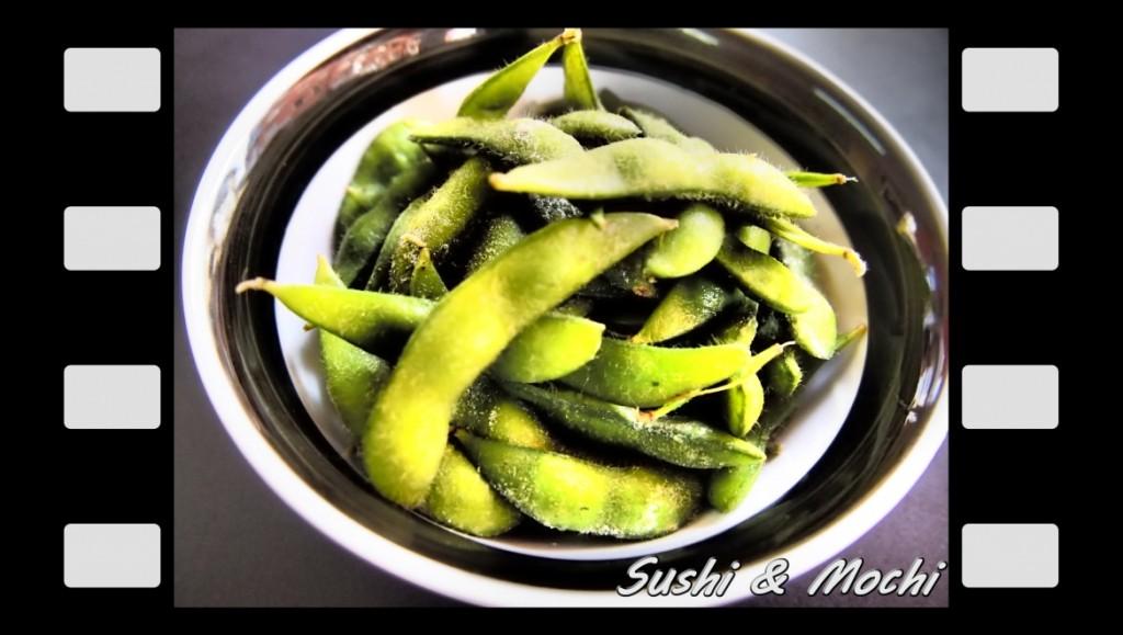 Едамане (соеви бобчета/сол или лют сос) 150 г. - 3.40 лв.