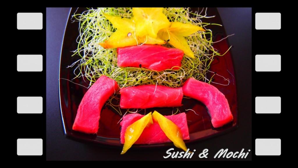 Магуро Сашими (риба тон) 70 г. / 5 бр. - 7.90 лв.