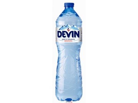 Минерална вода 1.5 - 1.50лв.